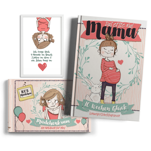 Mama Geschenk-Set