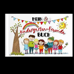 Kindergarten-Freunde
