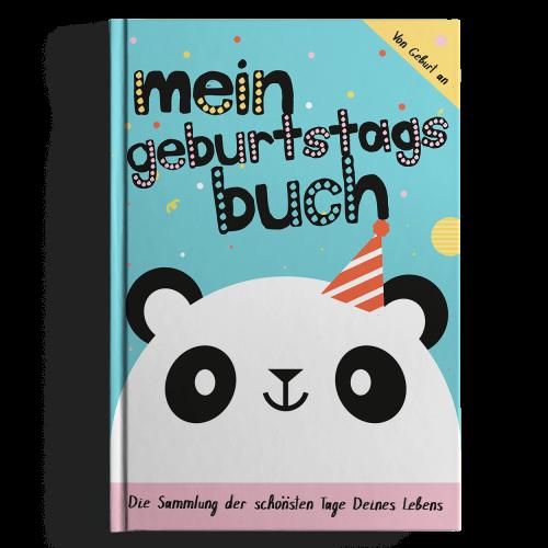 Geburtstagsbuch Geburtstag