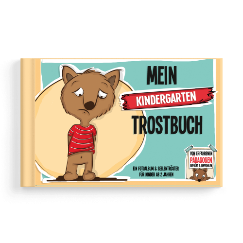 Kindergarten Trostbuch Seelentröster