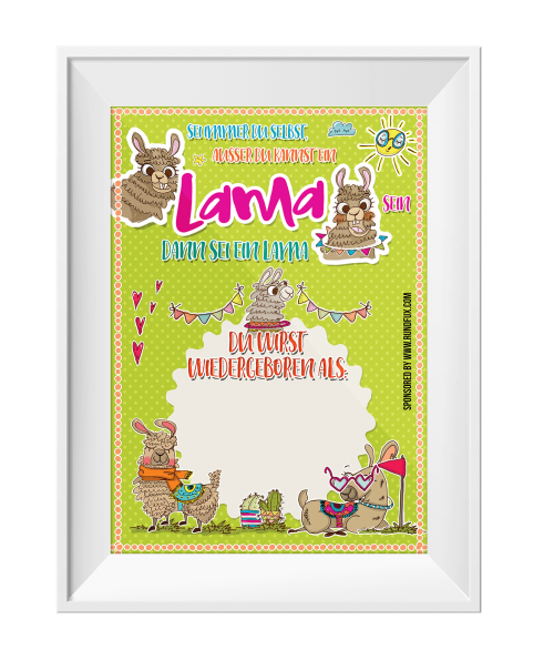 Poster Karma Lama