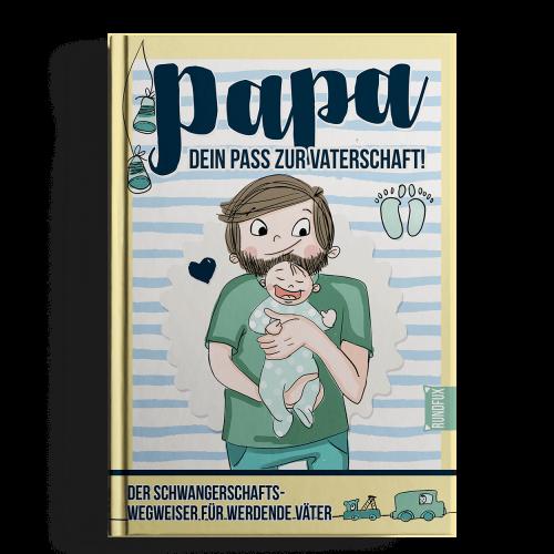 Papa Der Pass zur Vaterschaft