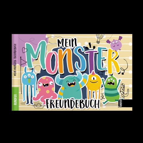 Mein Monster Freundebuch