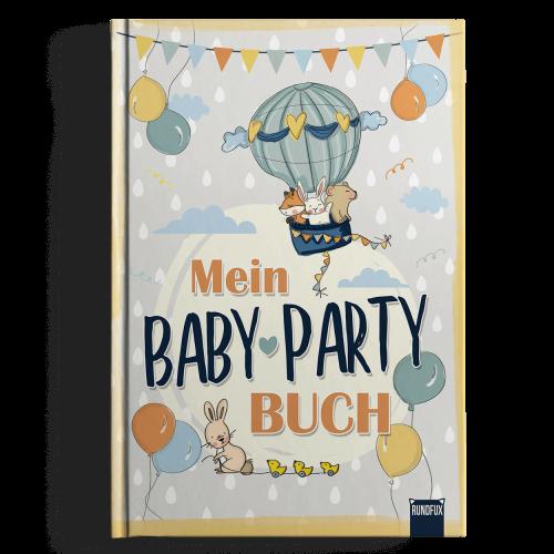 Mein Baby-Party Buch