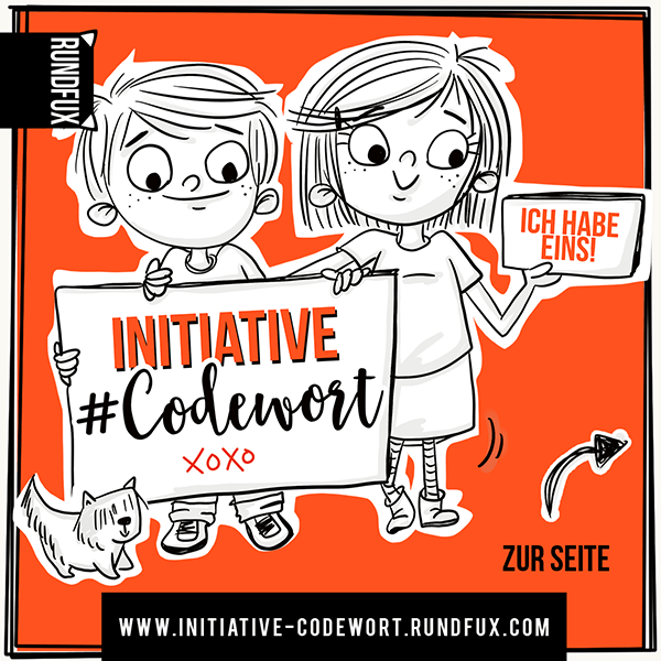initiative codewort