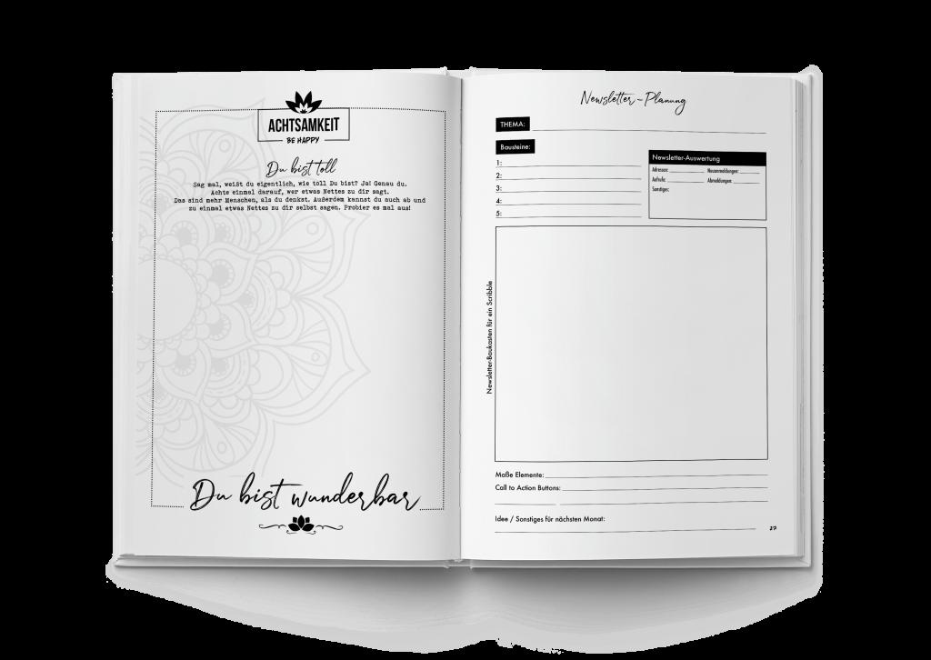 Newsletter_Achtsamkeit_BloggerMindset_Innen_Rundfux