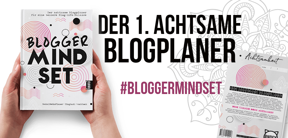 BloggerMindsetBuch