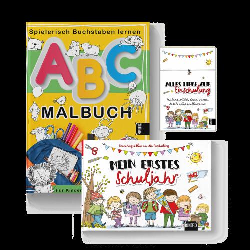 EinschulungSet_Malbuch