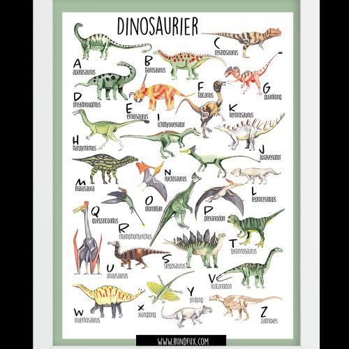 DinoPoster_Rahmen